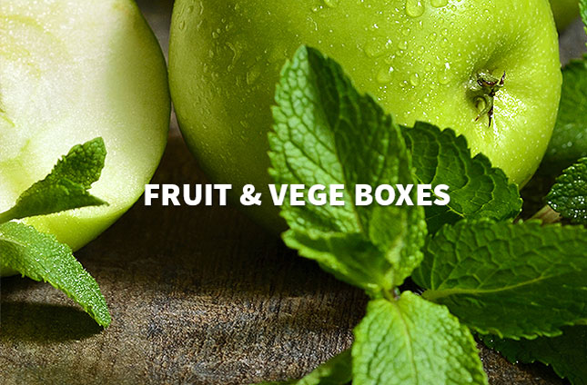 fruit & vege boxes